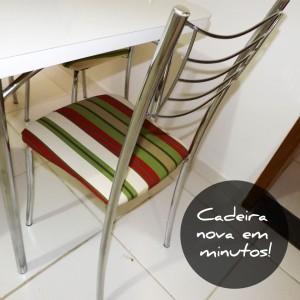 Como reformar assento de cadeira – Faça você mesmo