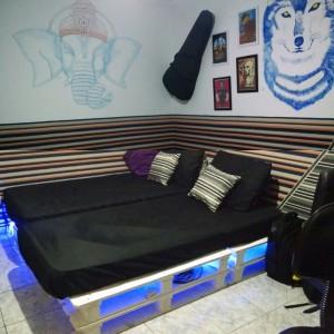 Leitor Ninja – Home Office + Dormitório do Alan