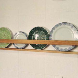 Como fazer suporte para pratos