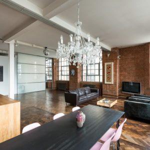 Inspiração – Loft Industrial em Londres