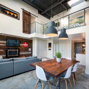Inspiração: Loft Duplex em Vancouver
