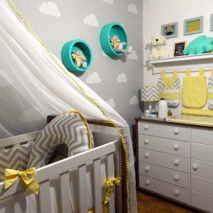 Leitor Ninja – O quarto da bebê da Bruna