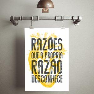 Poster Razões – Download Grátis