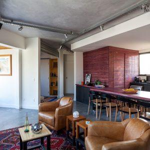 Inspiração –  Apartamento com estilo industrial em Pinheiros