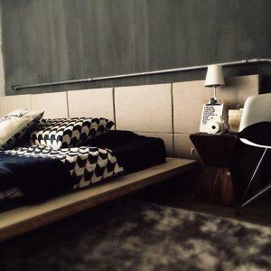 A nova casa da Lari – Cabeceira DIY