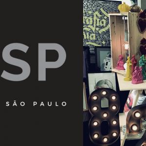 Pop Up HC Store em São Paulo