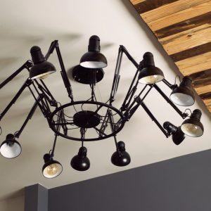 Inspiração: 10 modelos de luminárias industriais