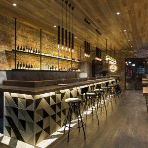 Decoração S/A: bar australiano