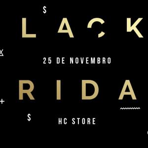 Black Friday com até 60% OFF