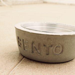 Como fazer um comedouro de concreto