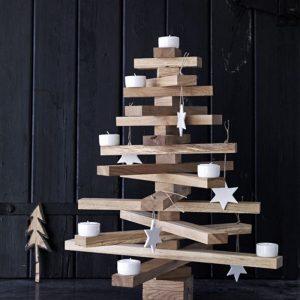 Decoração de Natal moderna