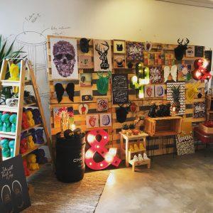Lojas do blog em Belo Horizonte e São Paulo