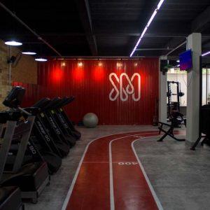 Decoração S/A – Studio Fitness em Betim