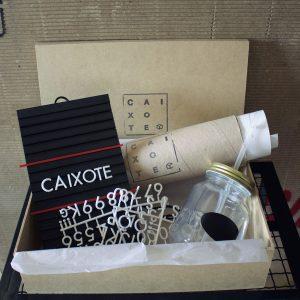 Unboxing Caixote #7