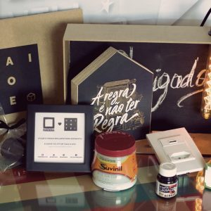 Unboxing Caixote 12 – Clube de Assinatura de Decoração e DIY