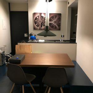 Meus lares durante as Oficinas