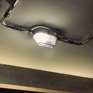 Reforma da Cozinha: Como fazer Luminária com Eletroduto