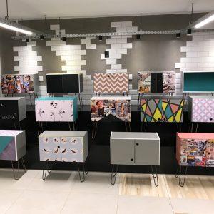 Como Transformar Armário Aéreo em Mini Buffet – Oficina do Edu Brasília
