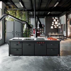 Cozinha Industrial – 26 Cozinhas Industriais que vão te Inspirar.