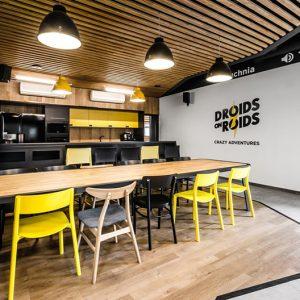 Decoração S.A – Decoração de uma Startup na Polônia