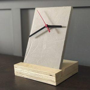 Relógio de Concreto Como fazer | DIY | Passo a Passo